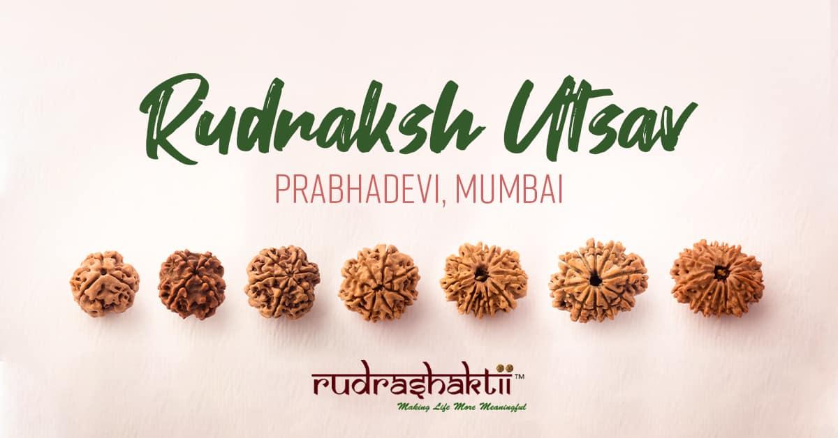 Rudraksh Utsav - Mumbai Rudraksha Exhibition