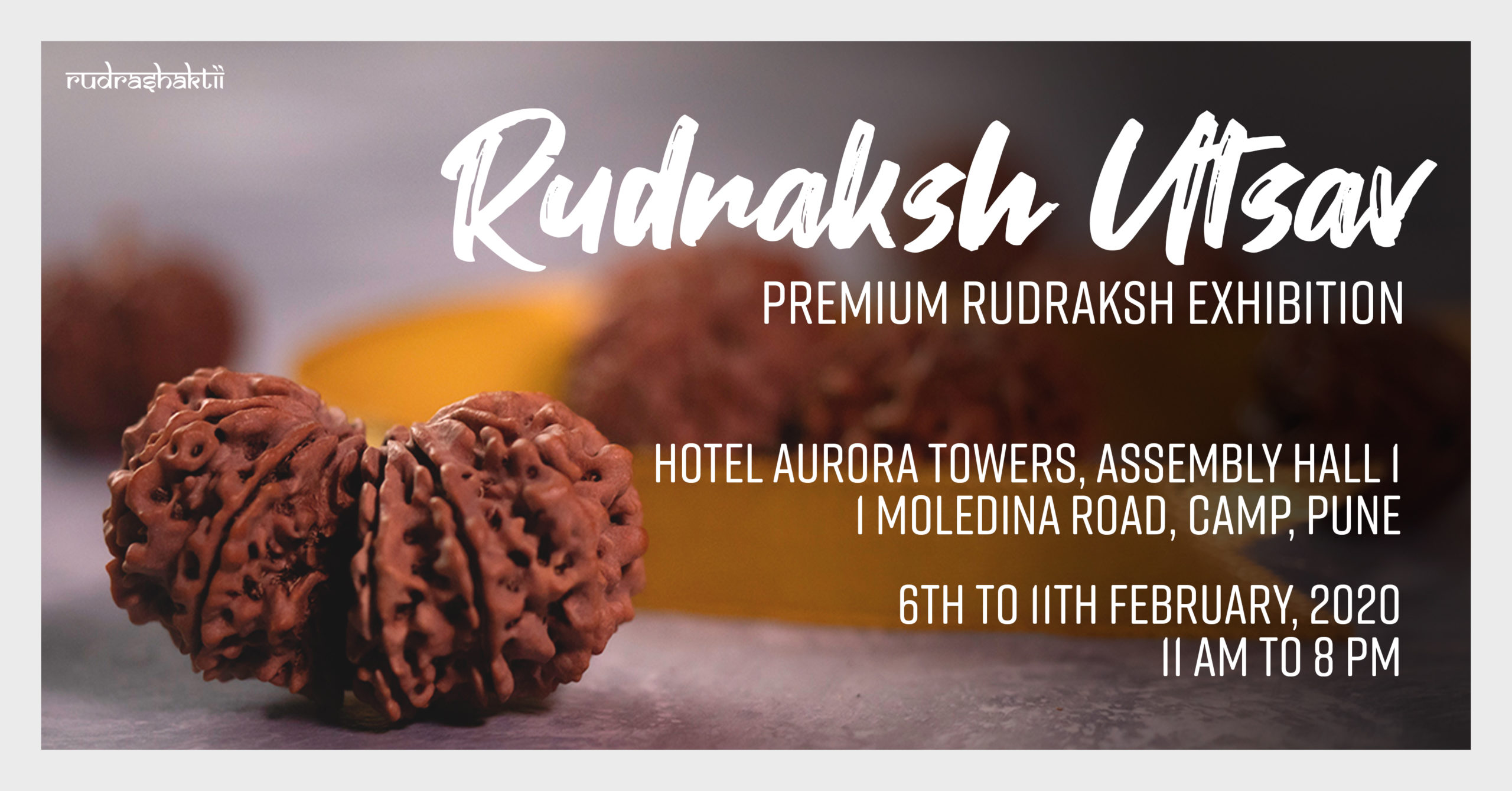 Rudraksha exhibition Pune
